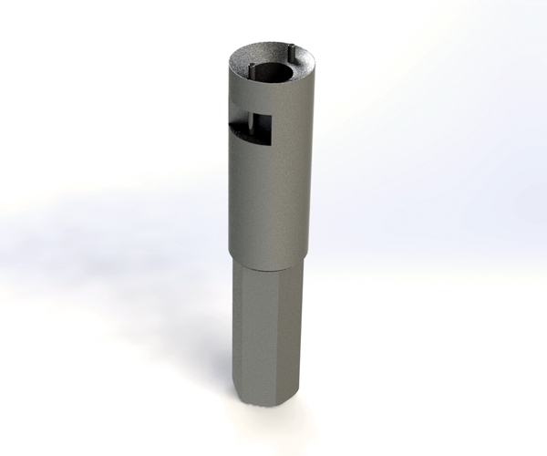 Hand Tool Fits Auxiliary Water Port For Olympus Models CF-Q160AL, All 180 Series PCF/CF Models and GIF-H180J